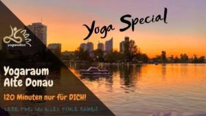 Yogaraum Alte Donau